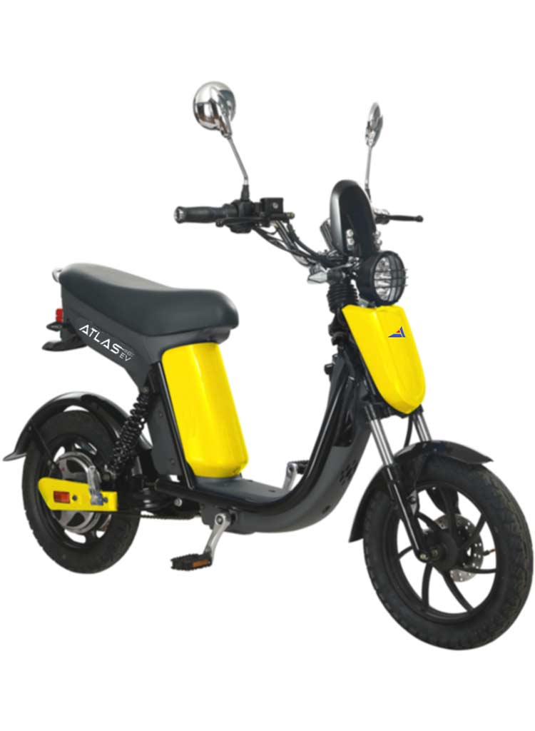 Atlas EV moped