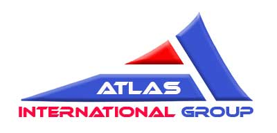 Atlas International Group Retina Logo